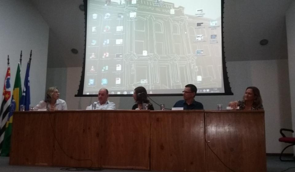 Seminário Desafios do Meio Acadêmico para a Redução de Riscos de Desastres no Brasil